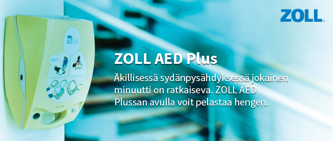 ZOLL AED plus 2016