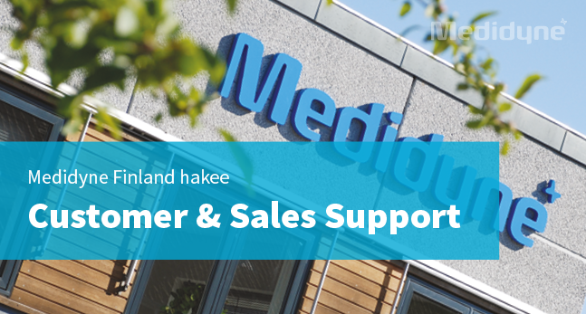 Customer & Sales Support