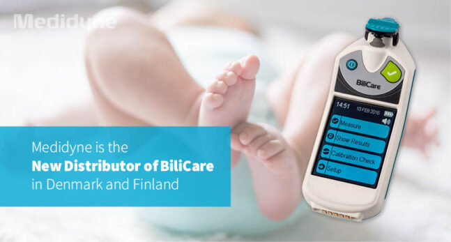 New Distributor of BIliCare in Denmark and Finland